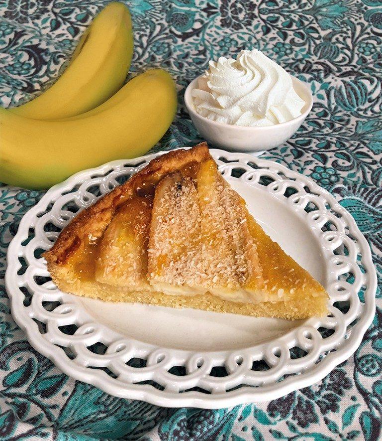 Bananentarte